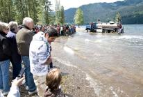 Sockeye Returns to Cle Elum Lake