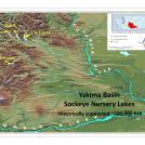 Yakima Basin Sockeye Nursery Lakes