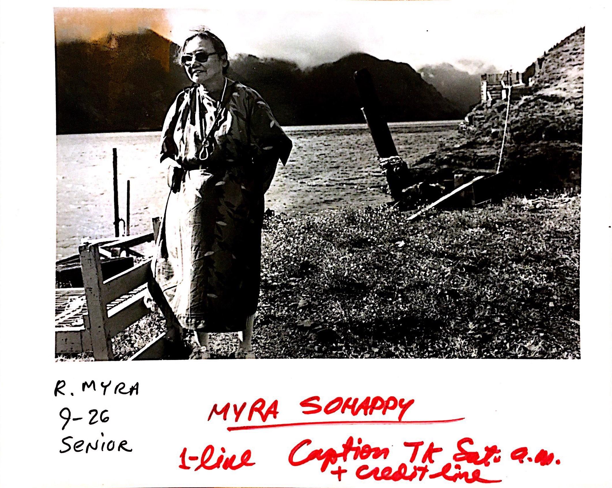 Myra Sohappy